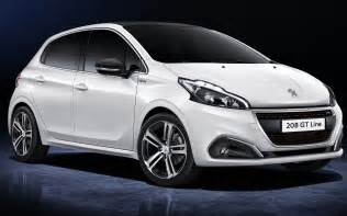 Peugeot At 2016 Peugeot 208 Pictures Information And Specs Auto