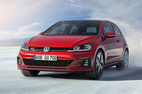 golf volkswagen seven things you need to about the facelifted 2017 vw
