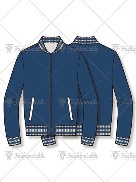 basic jacket layout 패션테이블 fashion design source shop fashion flats
