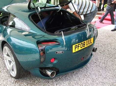 Act Tvr Tvr Is Back In Business And They Just Presented The 2008