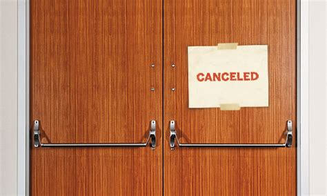fixer canceled event cancellation insurance canceled but covered associations now