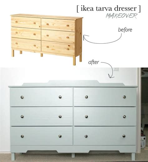 ikea makeover ikea tarva dresser makeover chris loves julia