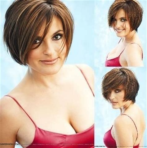 mariska hargitay short hairstyles front and back views mariska hargitay short hairstyles front and back view