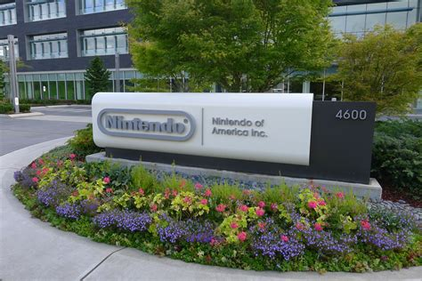 Home Office Desk by Nintendo Of America Hq Visit 2014 Game Usagi