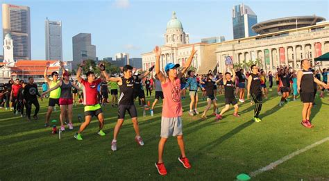 exercise singapore all the best exercise in 2018