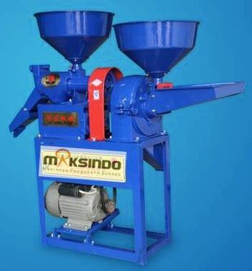 Jual Mesin Pemipil Jagung Mini jual kombinasi pengupas beras dan penepung di tangerang