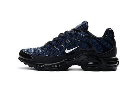Nike Air Max Tn Mens Shoes Blue Black P 1517 by Nike Air Max Plus Txt Tn Kpu Blue Black White 604133