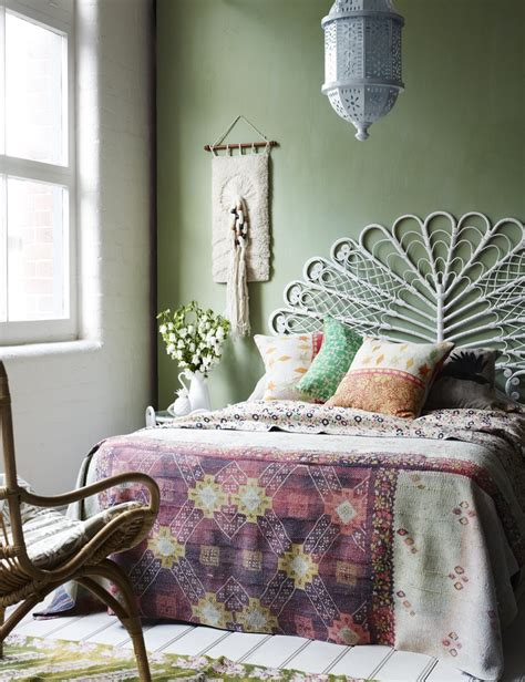 boho chic bedroom bohemian bedrooms styled five ways decorator s notebook