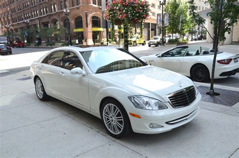 2009 Mercedes For Sale by 2009 Mercedes S Class S550 4matic Stock Gc1193a For