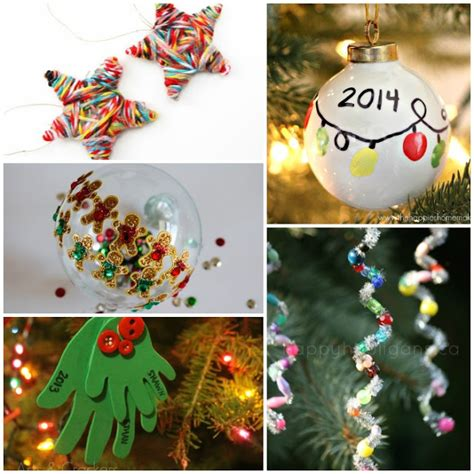 preschool tree ornaments an alphabet of ornament crafts for what