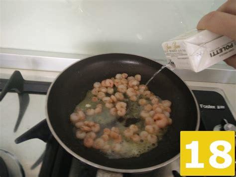 cucinare i gamberi surgelati ricette con gamberetti surgelati crostacei risotto