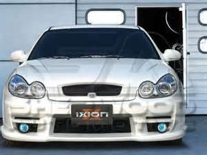 2007 Hyundai Sonata Kit Sonata Ef Ixion Grill Korean Auto Imports