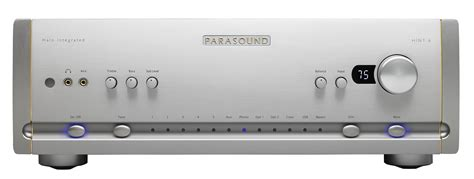 model hint  halo integrated amplifier parasound