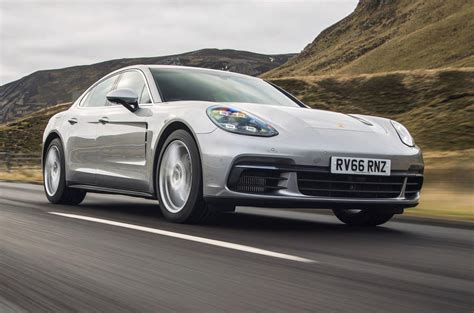Porsche U K by 2017 Porsche Panamera 4s Uk Drive Review Autocar