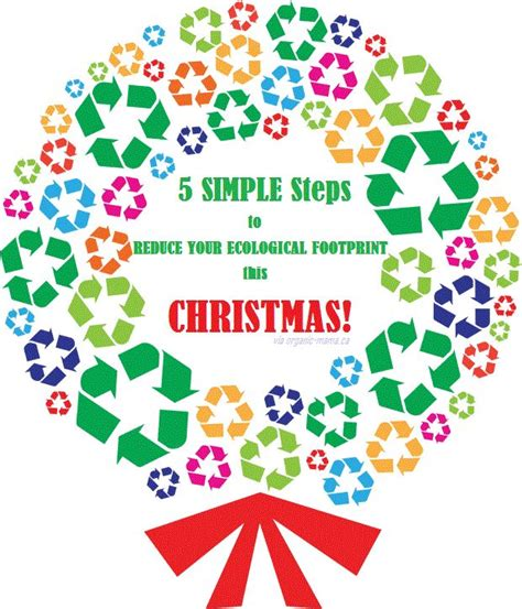 ecological christmas 23 best images about holidays on random acts pretend play and cocoa