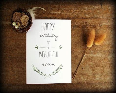 diy birthday cards for boyfriend best 20 husband birthday cards ideas on