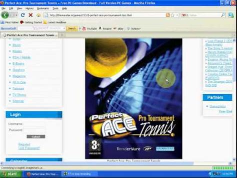 full version perfect player download free pc game perfect ace pro tournament tennis