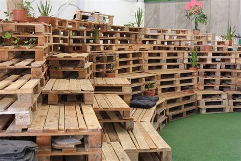 palets muebles muebles hechos con palets alternativa de reciclaje