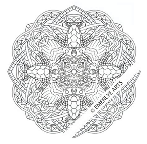geometric turtle coloring page 102 best images about coloring on pinterest