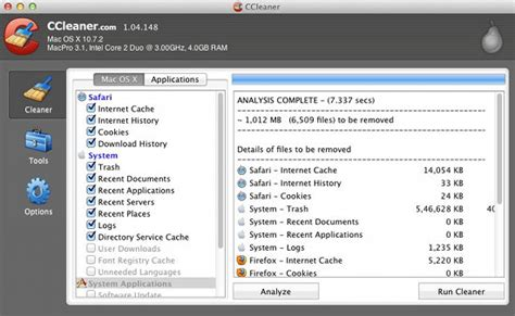ccleaner quiet uninstall ccleaner for mac how to speed up your mac