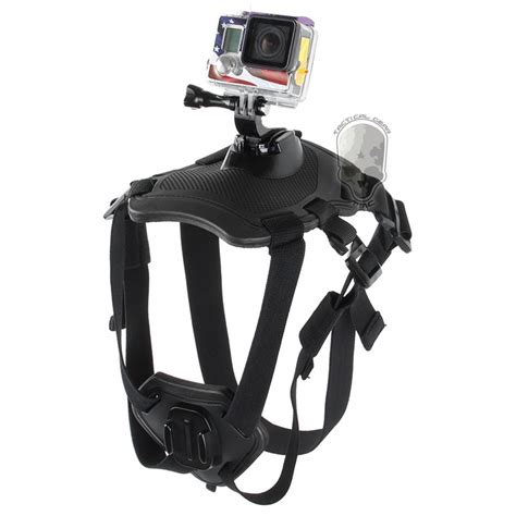 Gopro Xiaomi Bandung tmc gopro fetch harness mount for gopro xiaomi yi xiaomi yi 2 4k hr271 black
