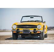 The Official Triumph TR6 Buying Guide