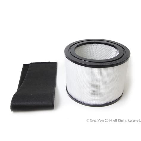 gv new hepa filter and charcoal filter for the filter defender air purifier cleaner