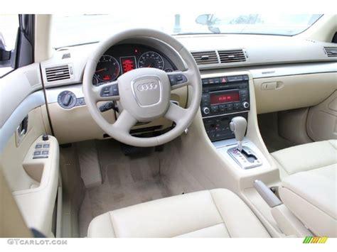 how cars engines work 2008 audi a4 interior lighting beige interior 2008 audi a4 2 0t quattro sedan photo 47805086 gtcarlot com