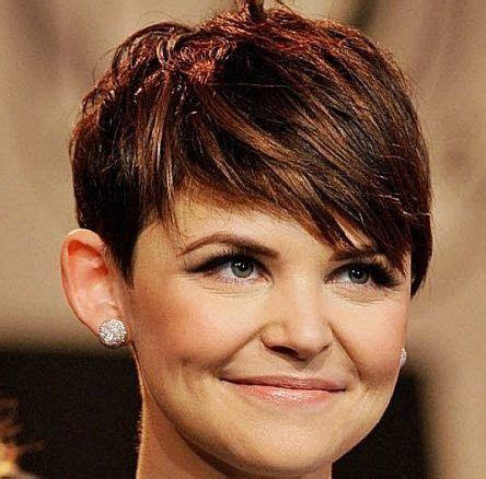 undercut hairstyle for round face girl 20 gorgeous looks with pixie cut for round face cute