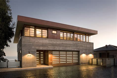 home front design build los angeles malibu road beach house contemporary exterior los