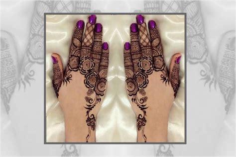 khafif mehndi design 15 inspired tattoos for you