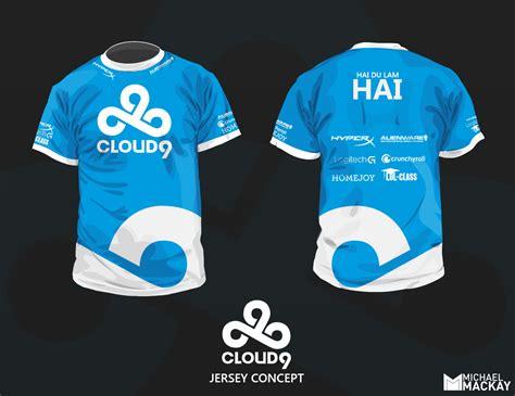 Jersey Cloud 9 cloud 9 concept jersey fan by mackaays on deviantart