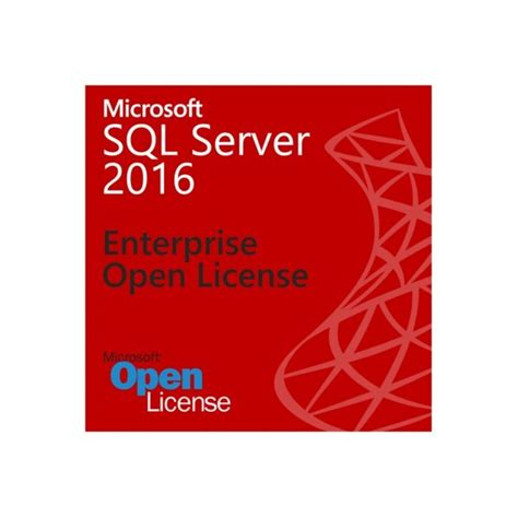 Microsoft Sql Server Enterprise microsoft sql server 2016 enterprise product key 2