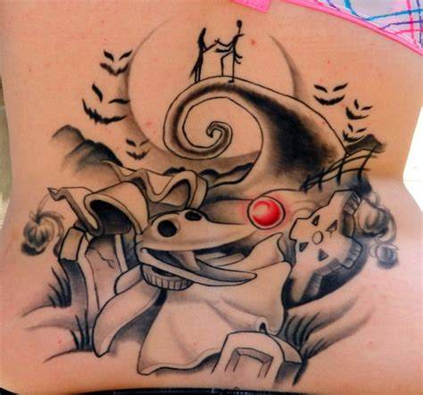 christmas tattoos 35 nightmare before design