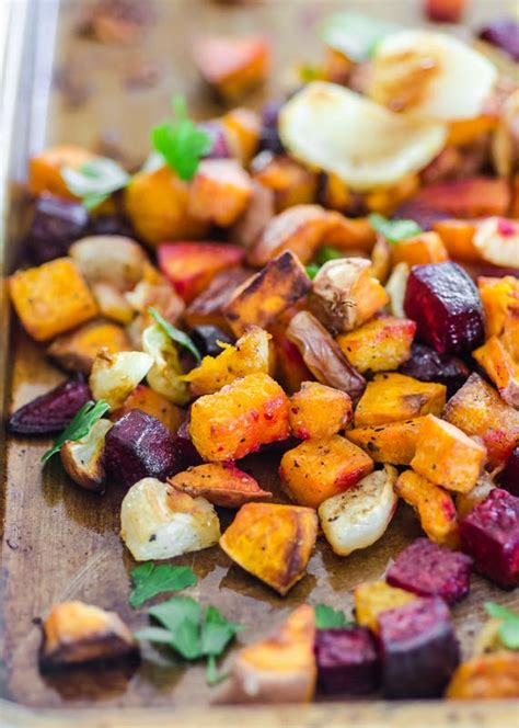roasted vegetables how to roast any vegetable kitchn
