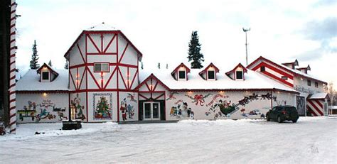 santa claus house north pole ak usps will continue santa letter program after all ny