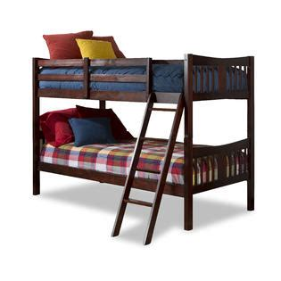 Storkcraft Caribou Bunk Bed Storkcraft Caribou Bunk Bed Cherry