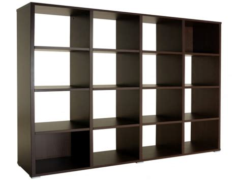Wenge Bookcase Open Shelf Bookcase Designs Open Back