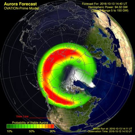 northern lights forecast tonight great northern lights forecast tonight where it s not