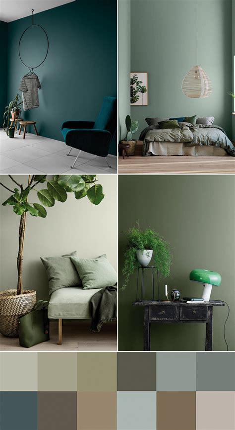 Colori Per Arredamento by Tendenze Colori Arredamento 2018 2 Il Verde La Gatta