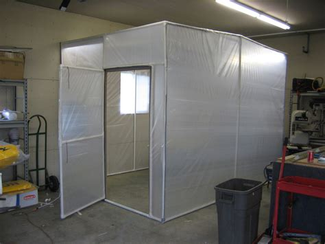 paint booths vans rv aircraft