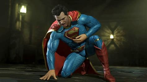 Gamis Permen rocksteady s superman is probably not happening