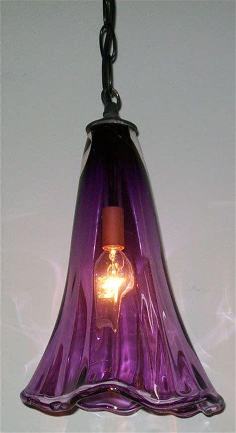 Purple Light Pendant Purple Pendant L Fabulous Purple Things Pinterest Ls The Shade And Glasses