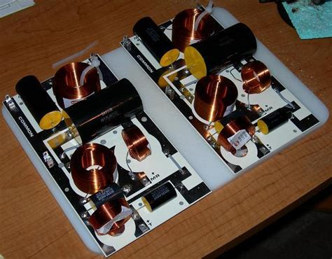 Kit 3 Way Sound Crossover Bass 1 618 diy 3 way hi vi tower loudspeaker project page 2