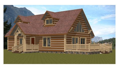 cabin home plans and designs cottage house plans