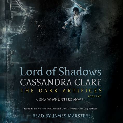 Lord Of The Shadows lord of shadows audiobook by clare