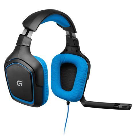 Headset Logitech Gaming logitech g430 surround sound gaming headset headset fr
