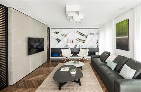 Lu Led Interior Rumah home office with a view of the in israel