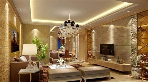 desain interior ruang tamu rumah mewah gambar desain ruang keluarga mewah terbaru rumah bagus