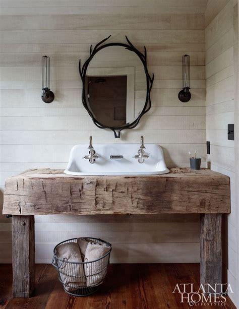 rustic cabin bathroom ideas best 25 rustic bathrooms ideas on bathroom